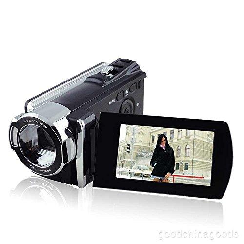 "PowerLead Puto PLD001 2.7"" LCD 1080P Full HD DV Camera Camco"