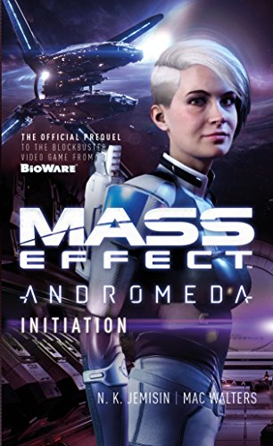 Book cover from Mass Effect: Initiation (Mass Effect: Andromeda)by N.K. Jemisin