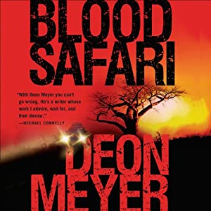 Blood Safari Audiobook