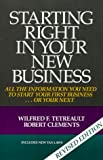 img - for Starting Right In Your New Business, Revised Edition book / textbook / text book