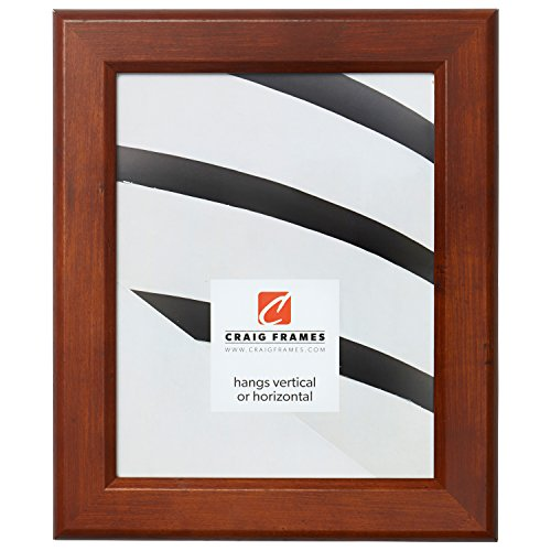 Craig Frames Arthur Picture Frame, 5 x 7 Inch, Catalog Honey -