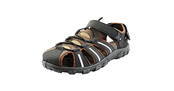7ae4e6985157 Easy USA Men s Waterproof Sport Sandals