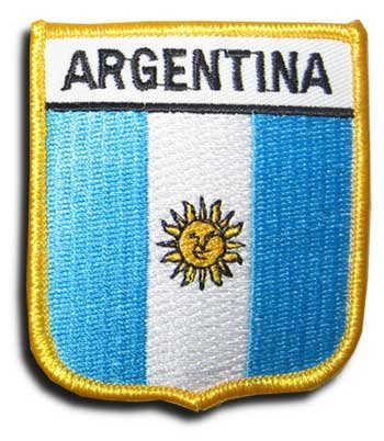 Argentina - Country Shield ()