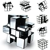 Tukzer® Magic Mirror 3x3 Cube-Silver