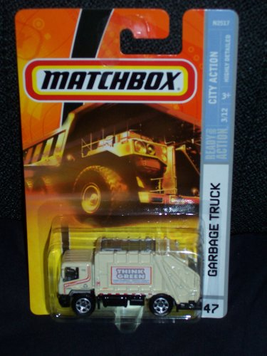 Mattel Matchbox City Action Truck - 8