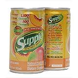 Supple Peach Mango 5.5oz Cans Liquid Dietary Supplement (48)