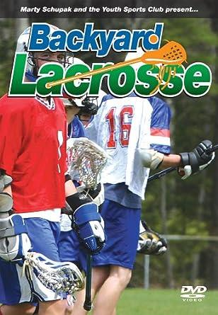 Amazon Lacrosse Coachingbackyard Lacrosse Marty Schupak