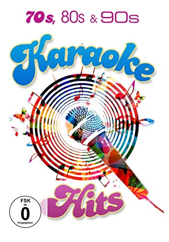70's, 80s, 90s Karaoke Hits [3 DVDs]