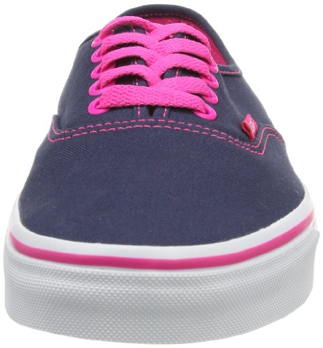 DRESS POP unisex Vans U Blu BLU Dress Sneaker AUTHENTIC Pop Blu adulto twtRaq7
