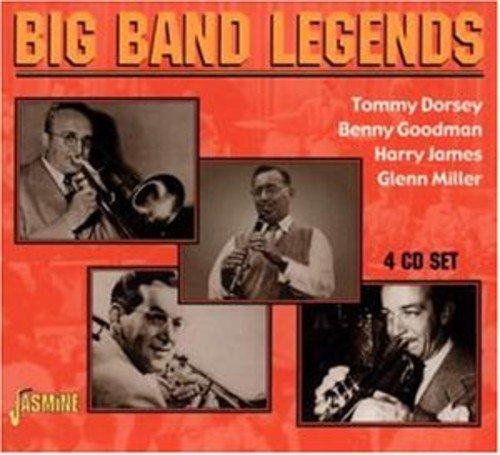 (Big Band Legends [ORIGINAL RECORDINGS REMASTERED] 4CD SET)
