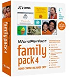 WordPerfect Family Pack 4