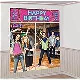 iCarly Scene Giant Scene Setter Wall Decorating Kit (5pc)
