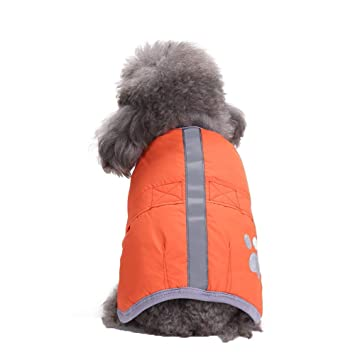 new products lowest discount high fashion Cold Weather Dog Coats Loft Reversible Winter Fleece Dog ...