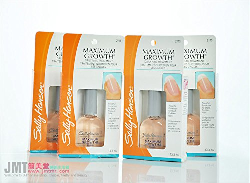 Sally Hansen Maximum Growth Daily Nail Treatment