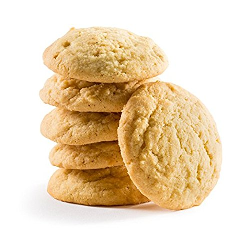 Gimmee Jimmy's Cookies  Fresh Baked Sugar Cookies- Comes in Multiple Sizes in a Beautiful Cookie Tin (1 Pound)