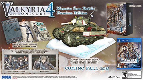 Valkyria Chronicles 4 - PlayStat...