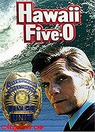 Mayflower CNF Collection - State Hawaii Five-O Unit Investigator Badge Replica - Jack Lord, Movie /TV Series Classical Prop from Mayflower CNF