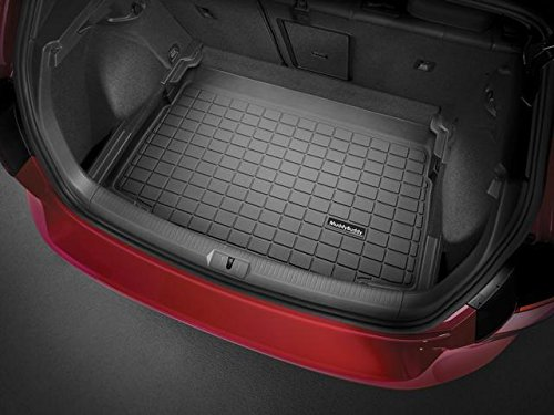 (VW  Atlas Muddy Buddy Rear Cargo Tray Liner Mat OEM Behind 3rd Row Seat      )