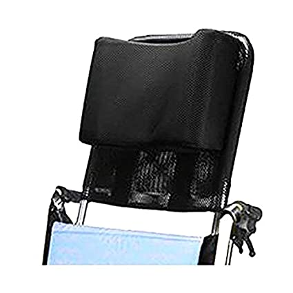 Soporte de reposacabezas ajustable para silla de ruedas ...