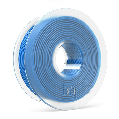 BQ – Filamento PLA de diámetro 1.75 mm, 300 g, color Sky Blue