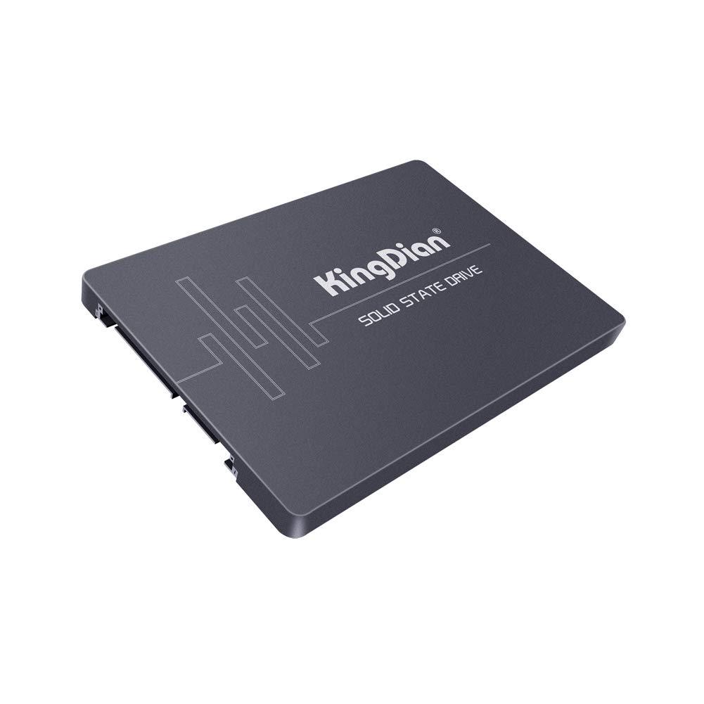 "KingDian 2.5"" SATA III Internal Solid State Drive 120gb SSD for PC Laptop Desktop POS Game Advertising Machine(S400 120G)"