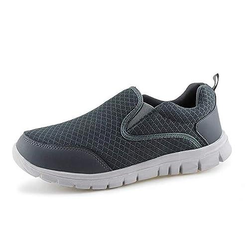 Mocasines De Hombres Verano Capacitadores SóLidos Transpirable Zapatillas Zapatos AtléTicos: Amazon.es: Zapatos y complementos