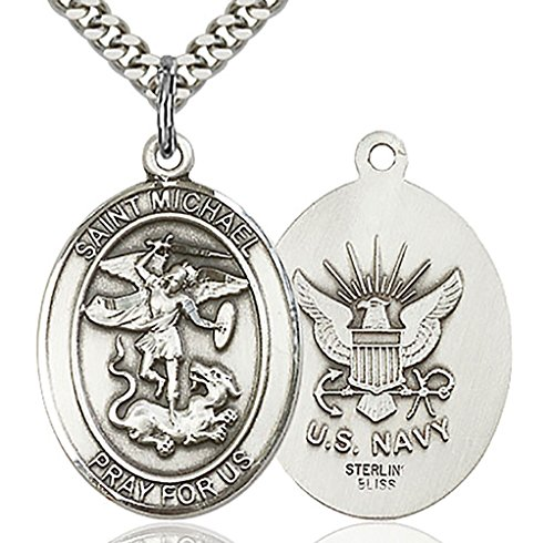 Heartland Michael Sterling Silver Medal product image