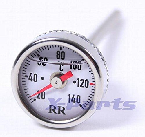 RR Ö ltemperatur Anzeige Ö lthermometer Piaggio Vespa Beverly 350 + 500 NEU X-Parts GmbH