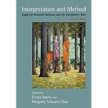 Interpretation and Method: Empirical Research Methods and the Interpretive Turn