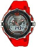 Sports Outdoors Best Deals - Armitron Sport resínicos de cuarzo reloj deportivo de hombre, color: Rojo (maquetas de: 20/5134RED)