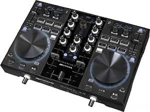 JB Systems 381 - Controlador USB MIDI DJ tarjeta sonido