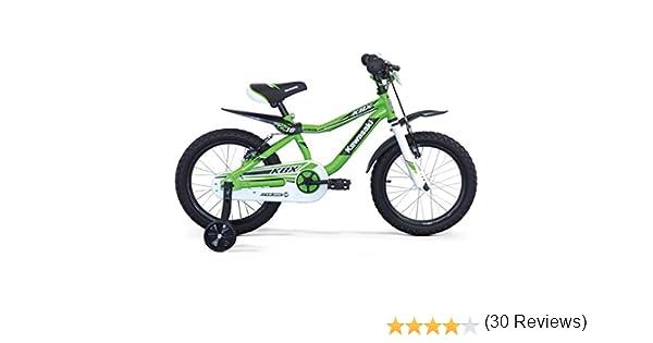 Kawasaki Bicicleta KLX, Niños, Verde, 12: Amazon.es: Deportes y aire libre