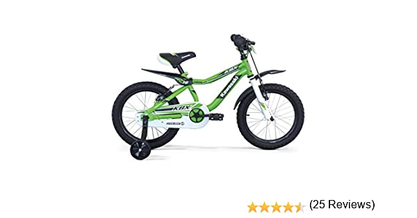 Kawasaki KBX, Niños, Verde, 12: Amazon.es: Deportes y aire libre