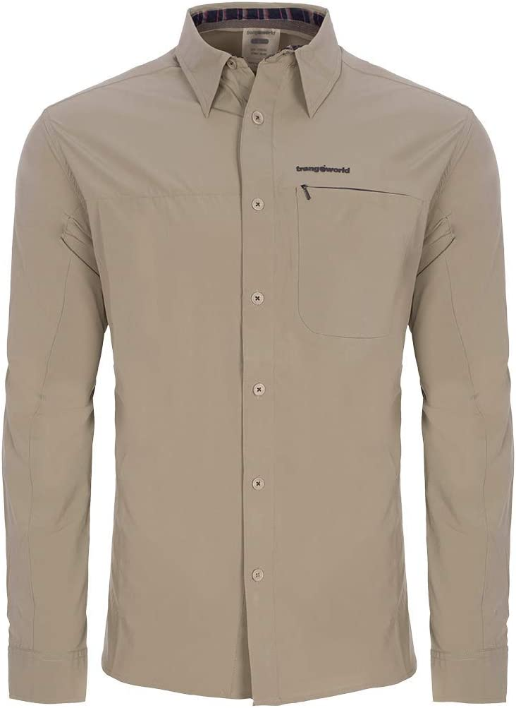 TRANGOWORLD Argus - Camisa Hombre