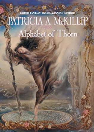 book cover of Alphabet of Thorn