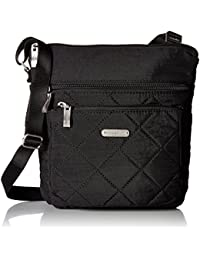 Quilted Pocket Crossbody with Rfid