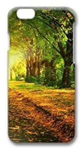Autumn path Hard Case Cover for iPhone 6