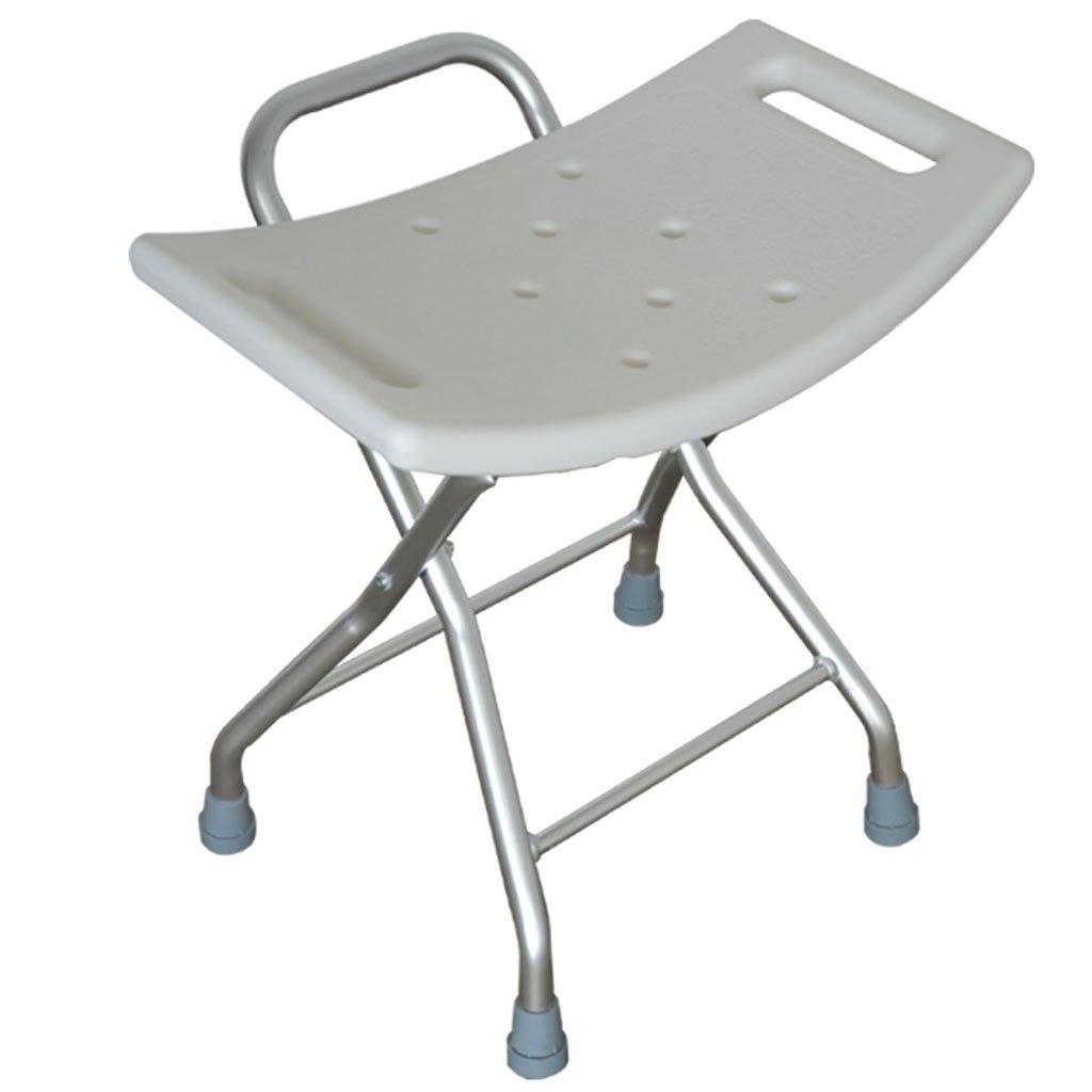 【第1位獲得!】 シャワースツール\シャワーチェア バスルームスツールアルミシャワーチェア障害援助ノンスリップバスチェア、身体障害者、妊婦、高さ調節可能 B07DXQKXLW バスシートベンチ\バススツール B07DXQKXLW, GirassoL:aa4ee259 --- interativaesporte.com.br