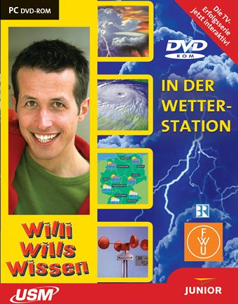 Price comparison product image Willi will´s wissen: In der Wetterstation (DVD-ROM)