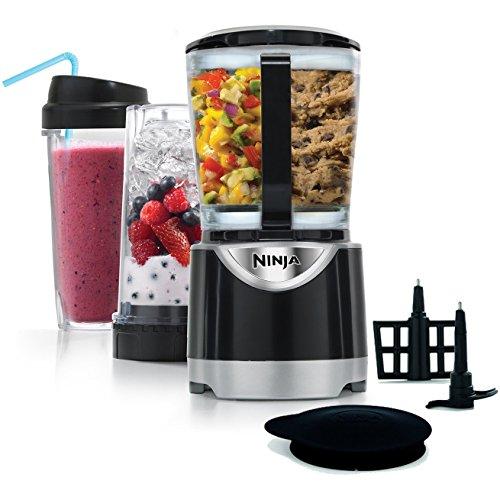 Ninja BL201 Kitchen System Pulse with 2 Single Serve Cups