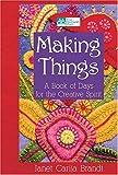 Making Things, Janet Carija Brandt, 1564776158