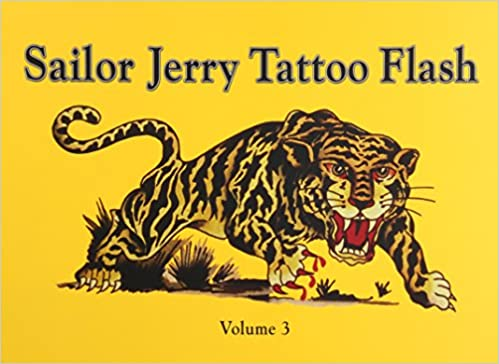 Books Related With Sailor Jerry Tattoo Flash Vol 3 By Author