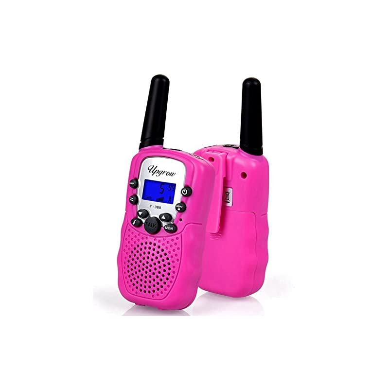 Upgrow Kids Walkie Talkies 22 Channel 0.