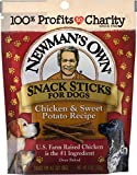 Newman's Own Snack Sticks for Dogs, 5-oz. (Pack of...