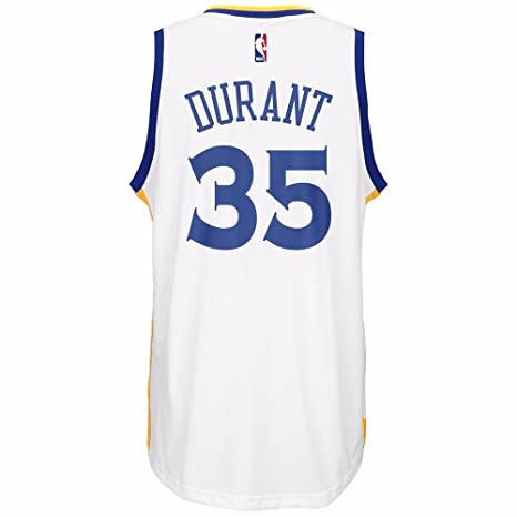 Image Unavailable. Image not available for. Color  adidas Kevin Durant  Golden State Warriors NBA Home Climacool Swingman Jersey for Men ... dc945b287