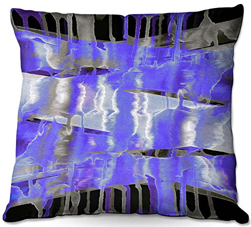 DiaNoche Designs Decorative Woven Couch Throw Pillows from b