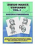 Dibujo manga copiando 2 (Spanish Edition)