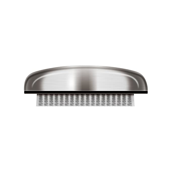 Comforts Home Fruit and Vegetable Cleaning Brushes Stainless Steel Soap