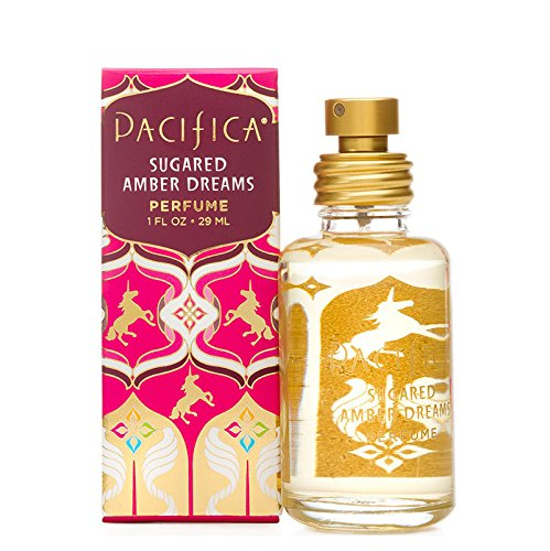 Pacifica Beauty Sugared Amber Dreams Spray Perfume, 1 Fluid Ounce