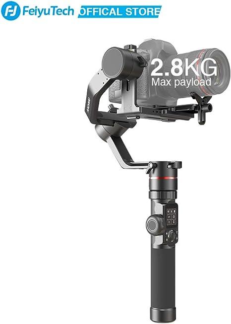 FeiyuTech AK2000 Estabilizador de 3 Ejes estabilizador de cámara ...